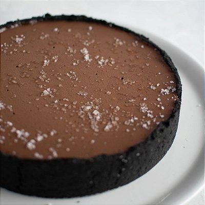 Torta de Caramelo Salgado