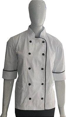 Dolmã Chef Feminino