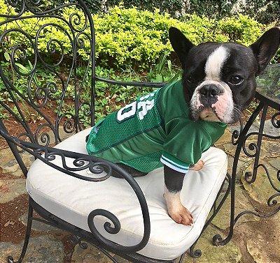 Camiseta Basquete Verde