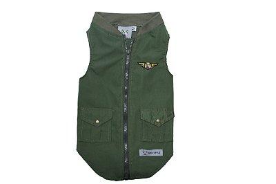 Jaqueta Militar Verde