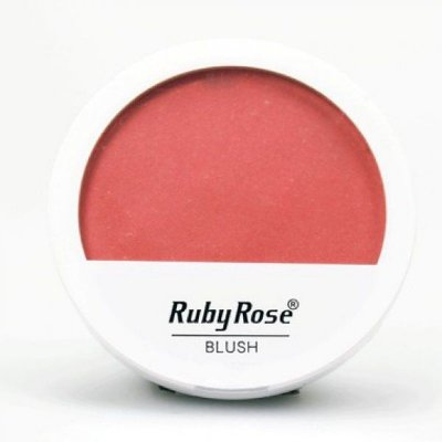 Mini Blush Compacto Ruby Rose  Cor 23