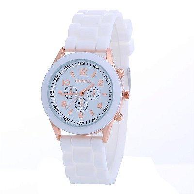 Relógio Quartzo  GENEVA Feminino