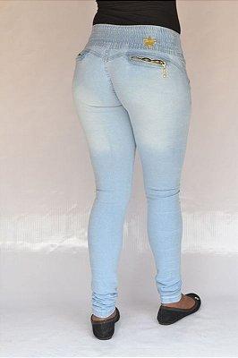 Calça Jeans Legging Meitrix Clara Levanta Bumbum