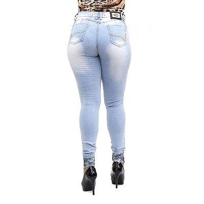 Calça Jeans Feminina Hot Pants Clara HJ Jeans