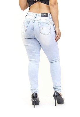 Calça Jeans Thomix Skinny Marlam Azul