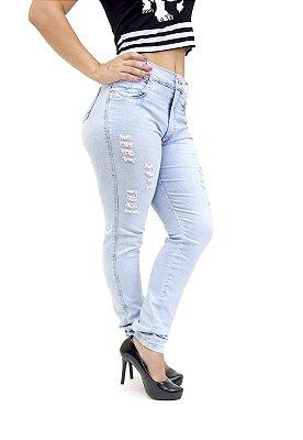 Calça Jeans Helix Skinny Angelina Azul
