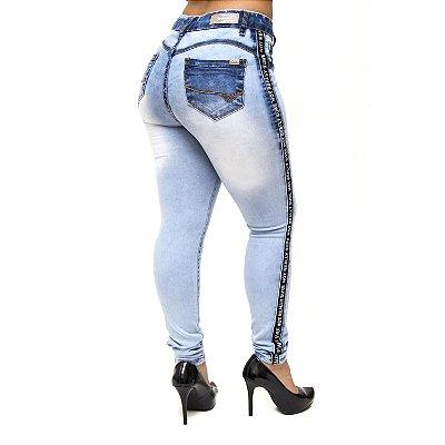 Calça Jeans Credencial Skinny Daci Azul