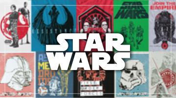 Star Wars estampas