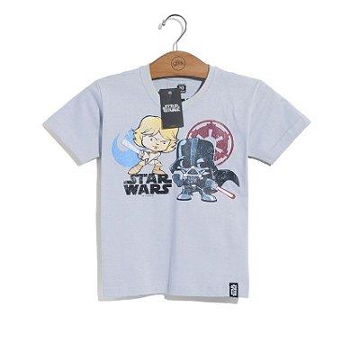 Camiseta Infantil Star Wars Família Skywalker