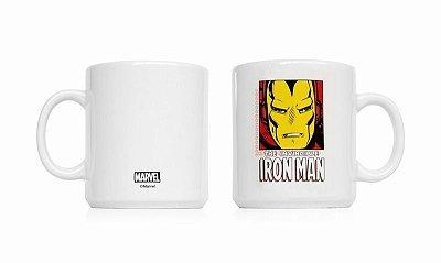 Caneca Marvel Homem de Ferro Classic