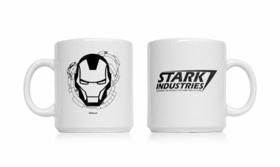 Caneca Marvel Stark Industries