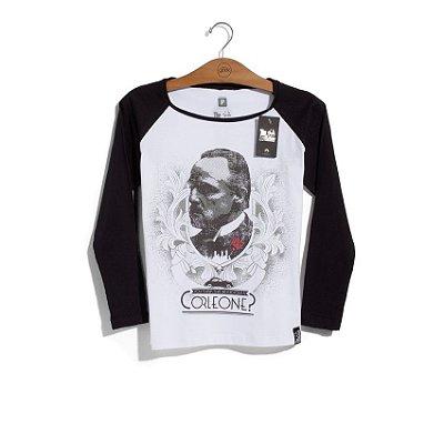 Camiseta Poderoso Chefão Corleone Feminina