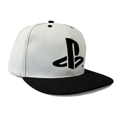 Boné Playstation Logo