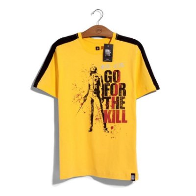 Camiseta Kill Bill Go For The Kill