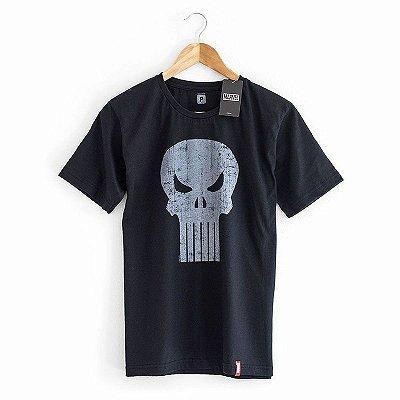 Camiseta Justiceiro Marvel