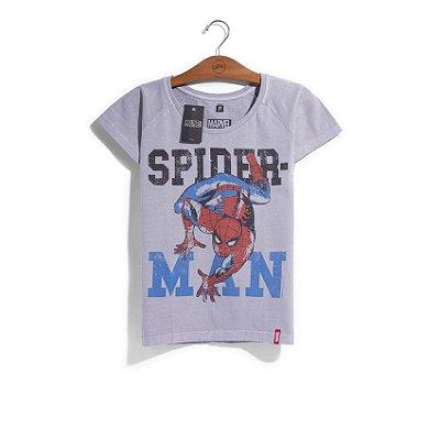 Camiseta Marvel Homem Aranha - Era de Prata Feminina