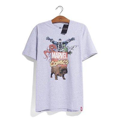 Camiseta Marvel Inumanos