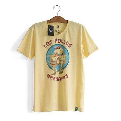 Camiseta Los Pollos Hermanos Breaking Bad