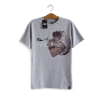 Camiseta Ryu Hadoken Capcom