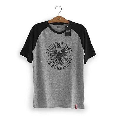 Camiseta SHIELD Marvel