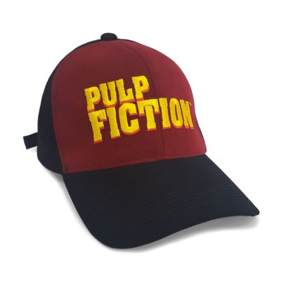 Boné Pulp Fiction Logo