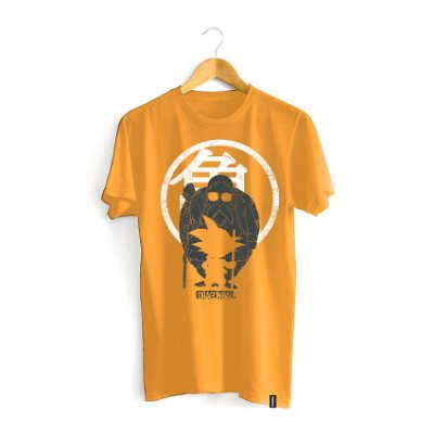 Camiseta Dragon Ball Mestre Kame