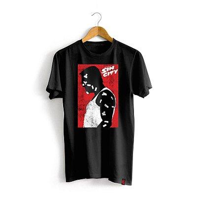 Camiseta Sin City Marv