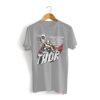Camiseta Marvel Deus do Trovão