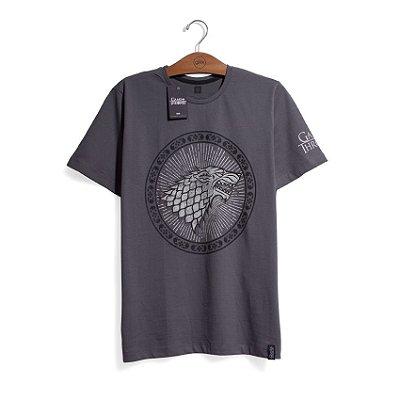 Camiseta Game of Thrones Casa Stark