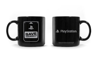 Caneca Playstation Save Yourself