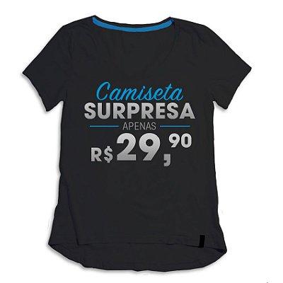 Camiseta Surpresa Feminina