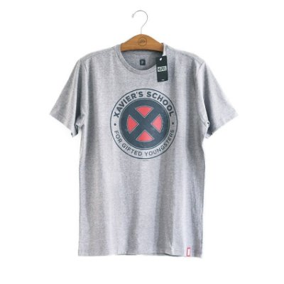 Camiseta Xavier's School Marvel