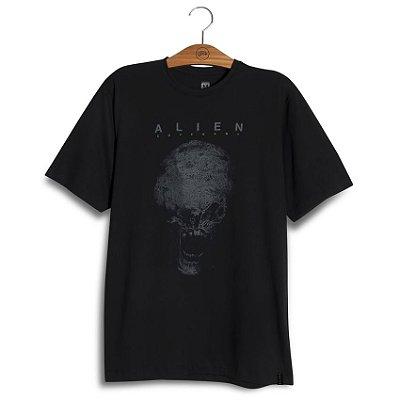 Camiseta Alien Skull