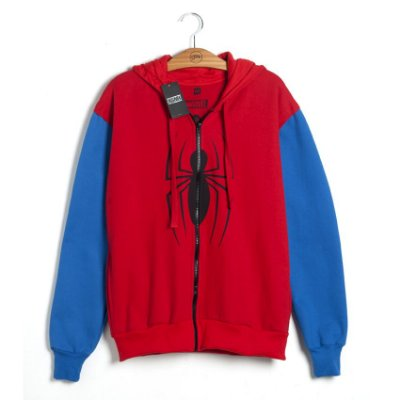 Moletom Marvel Spider-Man Suit