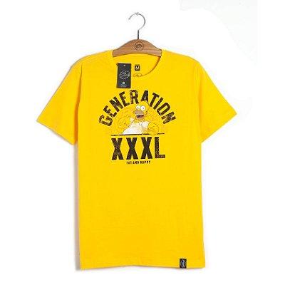 Camiseta Simpsons Generation XXXL