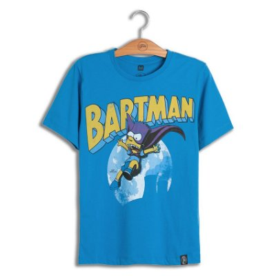 Camiseta Simpsons Bartman