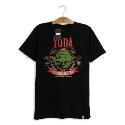Camiseta Star Wars Yoda Grand Master