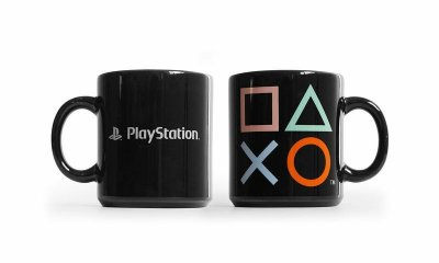 Caneca Botões Playstation