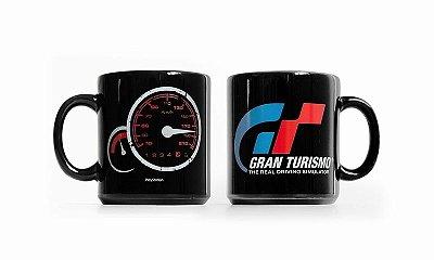 Caneca Gran Turismo Playstation