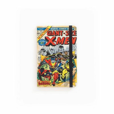 Caderno de Notas Pocket Giant Size X-Men #01 Marvel (Pequeno)