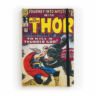Caderno de Notas Journey Into Mystery #118 Marvel