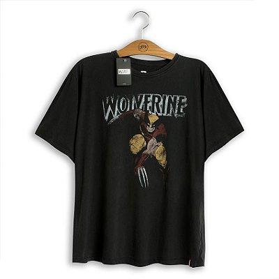 Camiseta Marvel Wolverine