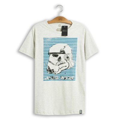 Camiseta Star Wars Trooper Stripes