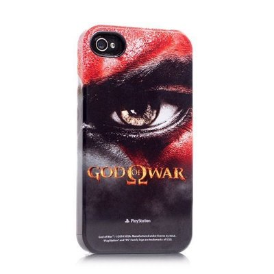 Capa para celular God Of War Playstation