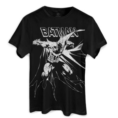 Camiseta DC Batman Dark Knight