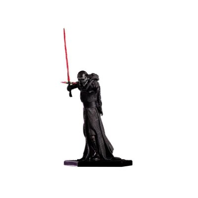Kylo Ren Star Wars Art Scale 1/10