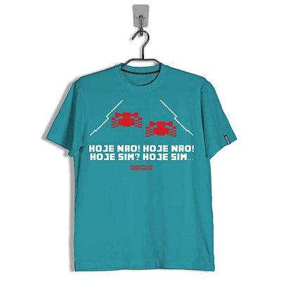 Camiseta Regra Hoje Não