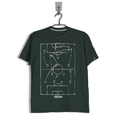 Camiseta Regra Táticas