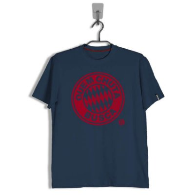Camiseta Regra Quem Chuta Busca