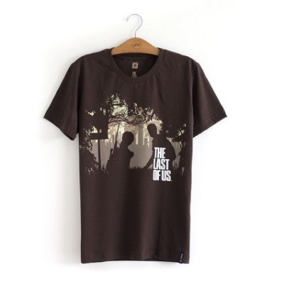 Camiseta The Last of Us Sombras